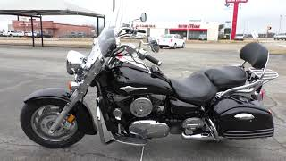 9. 018238   2008 Kawasaki Vulcan Nomad   VN1600D - Used motorcycles for sale