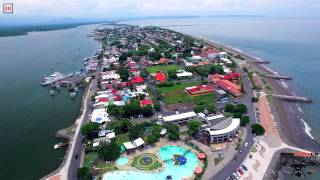 Puntarenas Costa Rica  city photos : Puntarenas, Costa Rica (Sky Camera 4K)