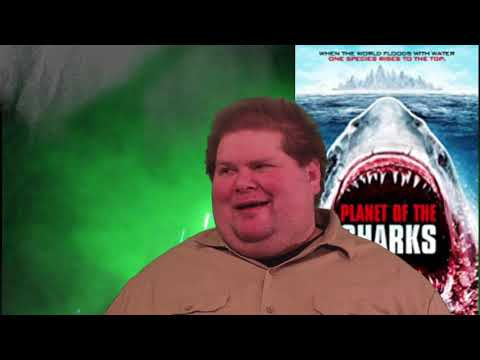 Planet of the Sharks (2016) Movie Review