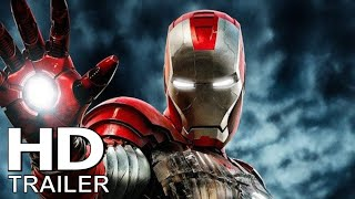 "IRON MAN 4 : ""Rise of Mandarin"" (2020) - Trailer Movie Concept [HD] [Fan-Made]"