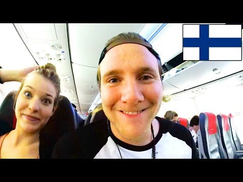 BRITISH GUY'S ADVENTURE TO FINLAND! I Dave Cad