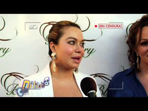Nítido / Sin Censura -- Chiquis y Jenni Rivera/ Telemundo
