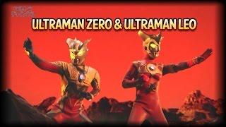Video Ultraman Zero & Ultraman Leo vs The Army Of Legionoids MP3, 3GP, MP4, WEBM, AVI, FLV Mei 2018