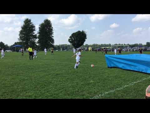 U11 Girls Flames Vs. LFC (video 4)