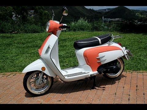 VRUM MOTO - Scooter Motorino Velvet 150 [Teste]