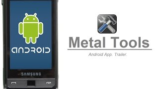Metal Tools & Settings PRO YouTube video