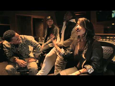 Behind the Scenes: Sevyn In The Studio