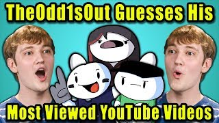 TheOdd1sOut Reacts To TheOdd1sOut Top 10 Most Viewed YouTube Videos