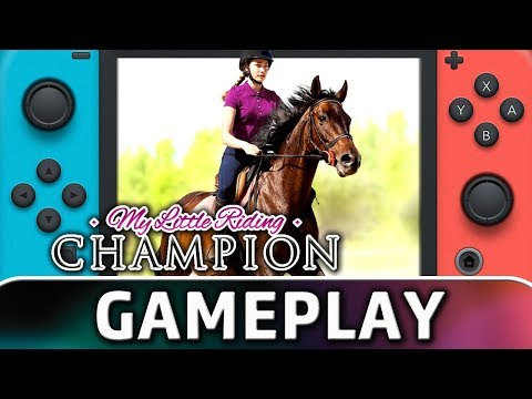 My Little Riding Champion | First 25 Minutes on Switch
