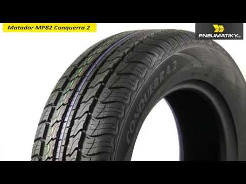 Youtube Matador MP82 Conquerra 2 225/65 R17 102 H FR Letní