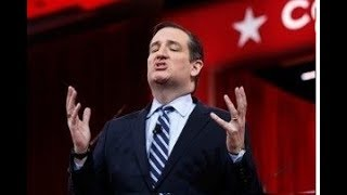 TRUMP TO TAP TED CRUZ AS NEXT AG    LYIN' TED?