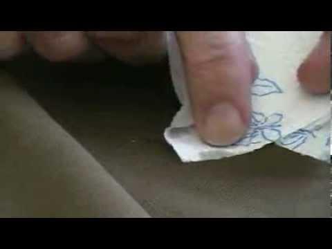 Textil Test Oleophob