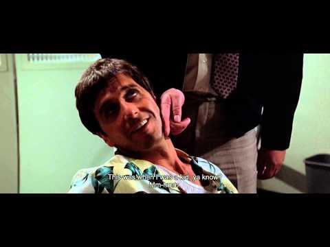 "Al Pacino as Tony Montana in the opening scene of ""Scarface"" (1983) by Brian De Palma 1080p"