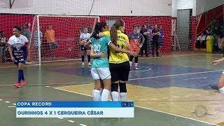 Ourinhos e Santa Cruz estão na final da série ouro da Copa Record