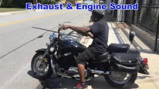 10. 1998 Kawasaki Vulcan Classic VN 1500 E (blk) 1631 Fallen Cycles