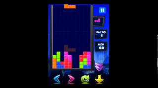 Xếp hình - Tetris YouTube video