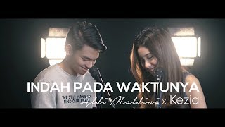 Video Aldy Maldini & Kezia - Indah Pada Waktunya (By Rizky Febian & Aisyah Aziz) MP3, 3GP, MP4, WEBM, AVI, FLV Agustus 2019