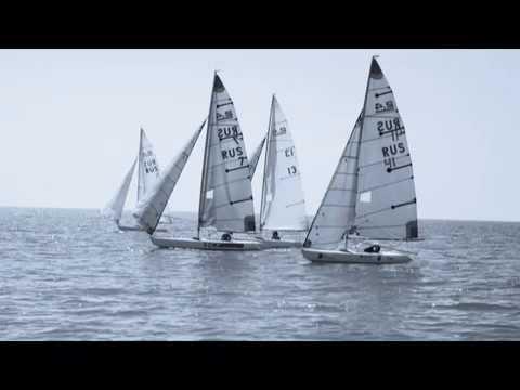 Чемпионат мира по парусному  спорту в Ирландии 2013 онлайн видео