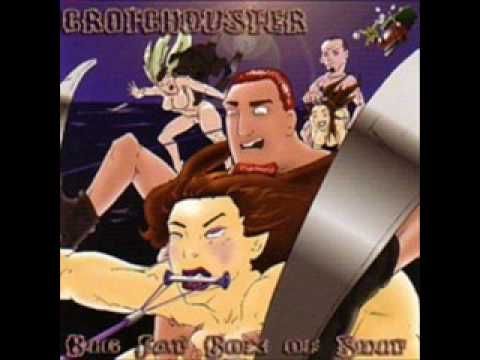 Crotchduster-Mammal Sauce online metal music video by CROTCHDUSTER
