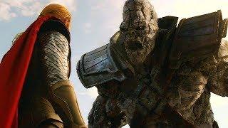 Video Thor vs Stone Giant - Vanaheim Battle (Scene) Movie CLIP HD MP3, 3GP, MP4, WEBM, AVI, FLV Oktober 2018