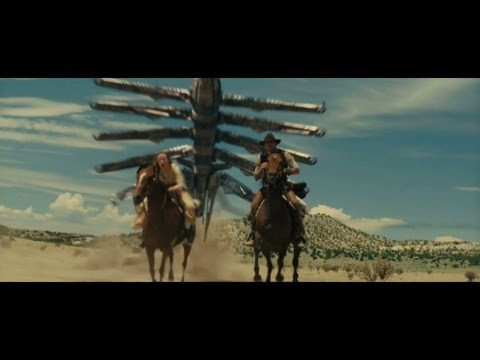 Ep #56: Cowboys and Aliens, Captain America, Attack the Block, Sarah Palin