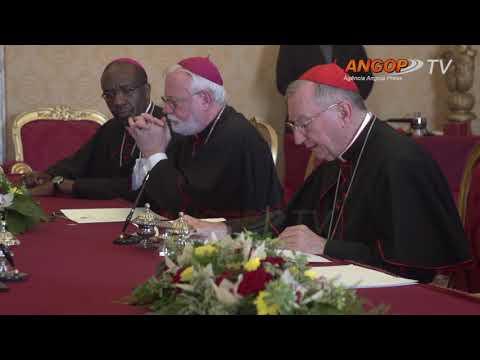 Santa Sé descarta privilégios especiais em Angola
