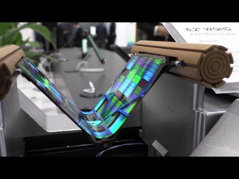 அதி நவீன தொழிநுட்பத்தில் நம்பமுடியாத தொலைக்காட்சிகள்!!!  BOE Flexible Phone, 8K, 5644PPI microdisplay (17x Retina), Printed OLED, QLED and more