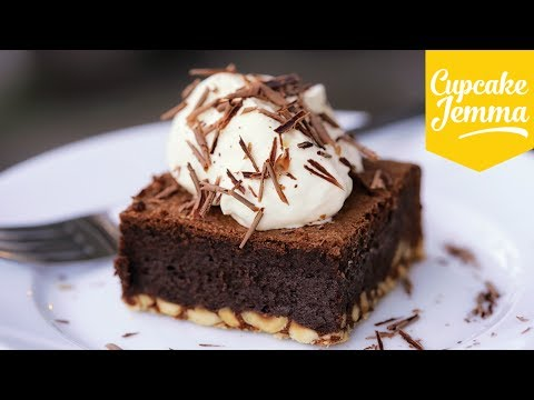Ultimate Chocolate Brownie Recipe | Cupcake Jemma