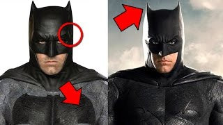 Justice League is the highly anticipated follow up to Batman v Superman, and in this in depth visual essay we take a look at just how much Batman's batsuit has changed between the two DC films. Brought to you by the same guy who did Batman vs Superman Warehouse Fight Scene Breakdown, how many fighting styles does Batman know, and why Arrow is Batman. If you'd like more analytical videos, make sure to subscribe! Want more analytical videos? Check out my playlist! https://www.youtube.com/playlist?list=PLEGMqA6EvzxnBiPhTMzRex0NPmj32wIaDHitman by Kevin MacLeod is licensed under a Creative Commons Attribution license (https://creativecommons.org/licenses/by/4.0/)Source: http://incompetech.com/music/royalty-free/index.html?isrc=USUAN1300013Artist: http://incompetech.com/