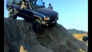 Land Rover Discovery RockClimbing 2