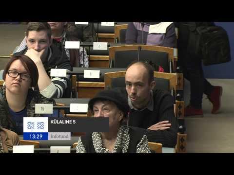 Valitsuse infotund, Riigikogu lahtiste uste päeval