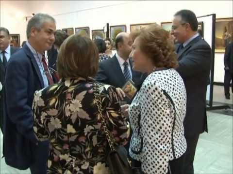 Arame Art  Gallery Exhibition  at UNESCO Palace