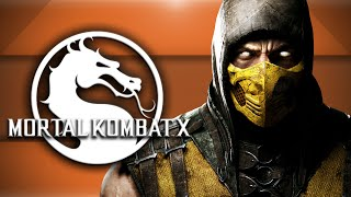 MORTAL KOMBAT X! - DELIRIOUS VS WILDCAT VS MINI LADD!