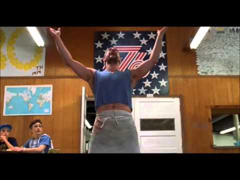 Gene the camp cook in Wet Hot American Summer
