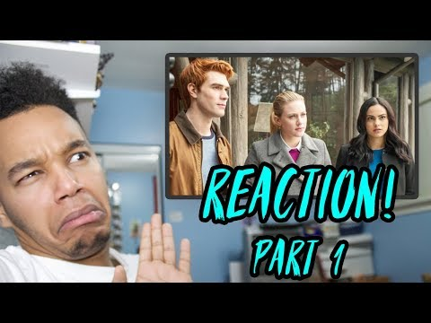 "Riverdale Season 2 Episode 14 ""The Hills Have Eyes"" REACTION! (Part 1)"