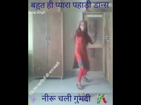 Video Latest Pahari dance .....neeru chali ghumadi download in MP3, 3GP, MP4, WEBM, AVI, FLV January 2017