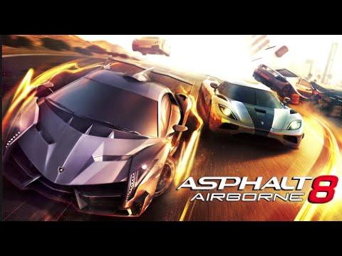Asphalt 8 : Airborne Gameplay - Online Multiplayer Mode - Free To Play Racing Game - PC