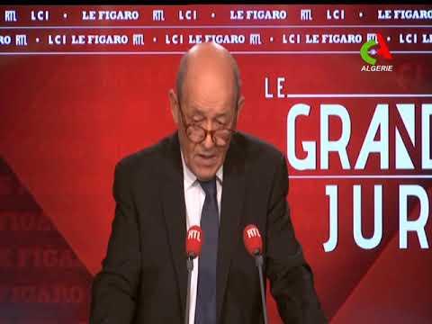 France gilets jaunes: Jean-Yves Le Drian : «Je pense que l'heure des territoires est arrivée»