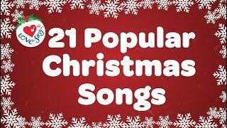 21 Lagu Natal Populer dan Daftar Putar Caroline 2016 🎅