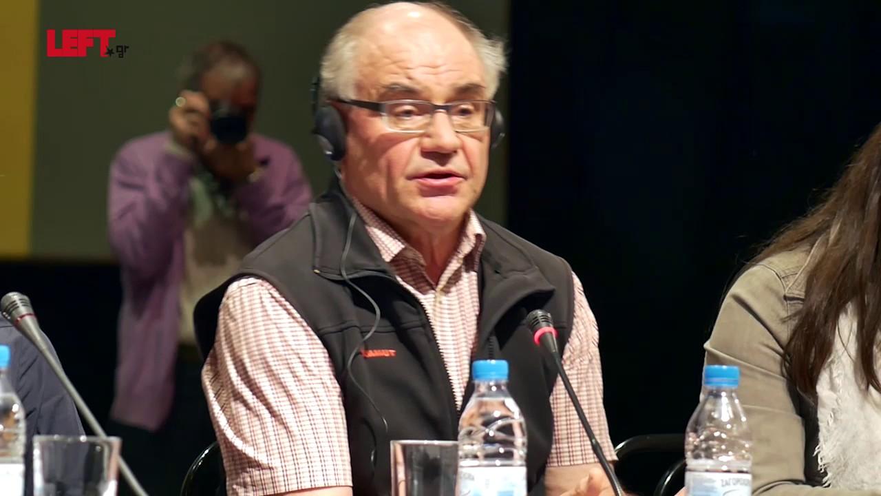 Η προστασία των whistleblowers -Rudolf Elmer