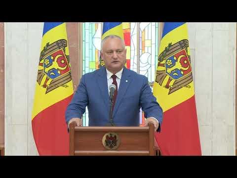 Președintele țării a prezidat ședința Consiliului Suprem de Securitate