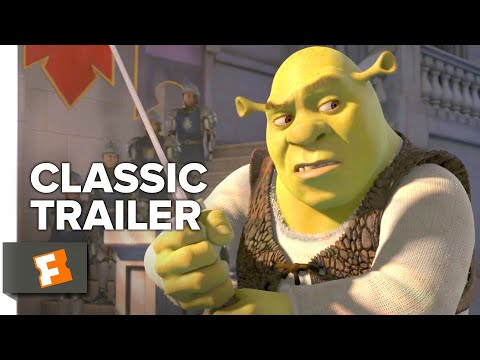 Shrek the Third (2007) Trailer #1 | Movieclips Classic Trailers
