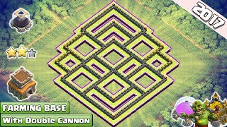 Clash of Clans - We are here with the Town Hall 8 Farming Base. This base is built with the new Clash of Clans updates for the year 2017. This Base will help you to protect your loots in the game. From this base opponent can't claim more than 2 star.But remember you need max defensive troops in your Clan Castle. So request your clan mate for max wizard, max balloons, and max valk. With these troops this base is perfect.Hope You guys like this base. If you do then please like and share this video.SUBSCRIBE to my Channel if you have not subscribed it yet because many good bases are coming soon that you don't want to miss.-----------------------------------------------------------------------------------------------------------Subscribe : https://goo.gl/52Hu3iFacebook Page : https://www.facebook.com/baseofclans/twitter : https://twitter.com/BaseofClansClash of Clans is an addictive multi-player game which consists of fast paced action combat. Build and lead your personalized armies through enemy bases taking gold, elixir and trophy's to master the game and become a legend. Up-rise through the realms and join a clan to reign supreme above all others.----------------------------------------------------------------------------------------------------------------Song: Elektronomia - Limitless [NCS Release] Music provided by NoCopyrightSounds.Video: https://youtu.be/cNcy3J4x62MElektronomia1. YouTube: https://www.youtube.com/channel/UCCeNgETxEJf__ZAAOvU5ZaQ2. Facebook: https://www.facebook.com/Elektronomia/3. Twitter: https://twitter.com/elektronomia----------------------------------------------------------------------------------------------------------------Related Searches:th8 base,th8 base farming,th8 base farming 2017,town hall 8 base farming bomb tower,town hall 8 base farming base,town hall 8 farming base anti everything,town hall 8 farming base dark elixir,town hall 8 farming base anti loot,town hall 8 farming base with replays,town hall 8 farming base no barbarian king,coc th8 farming base 2017,coc th8 farming base anti everything,coc th8 farming base hybrid,coc th8 farming base anti loot,coc th8 farming base protect Ioot,coc th8 farming base with replays,coc th8 farming base dark elixir,coc th8 farming base 2017 with bomb tower,coc th8 farming base new update,