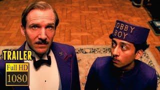 Grand Budapest Hotel  2014    Full Movie Trailer In Full Hd   1080p