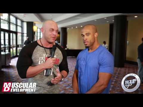 LHW Troy Guillery's Pre-Show Interview – NPC Jr Nationals 2016
