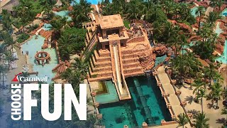 Atlantis Aquaventure Full Day with Lunch