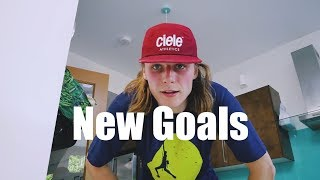 Goals Change as Time Goes On by Verticalife