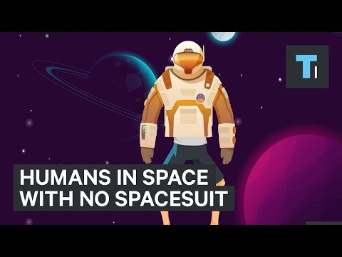 How Long Could You Survive in Space Without a Spacesuit?