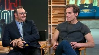 How  Kevin Spacey, Michael Shannon Became 'Elvis & Nixon'