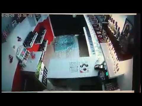Διάρρηξη «Φάντασμα» στη Θεσσαλονίκη